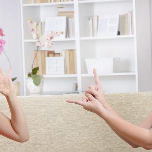 ASL and deaf community